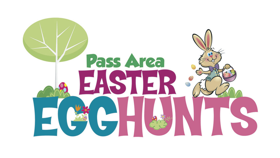 Pass Area Easter Egg Hunts.