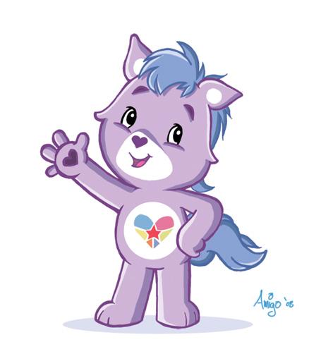 Noble Heart Horse:.