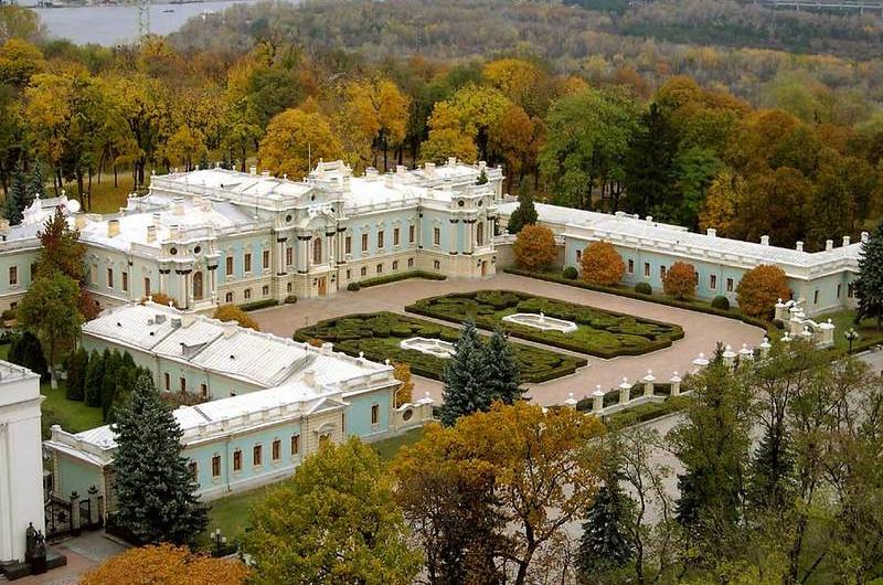 mariinsky palace.