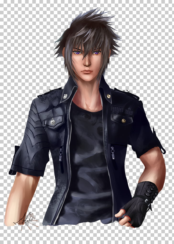 Final Fantasy XV Noctis Lucis Caelum Cloud Strife Final.