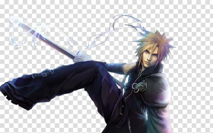 Final Fantasy VIII Cloud Strife Final Fantasy XV Noctis.
