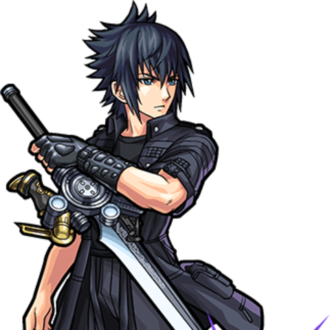 Noctis Lucis Caelum/Other appearances.
