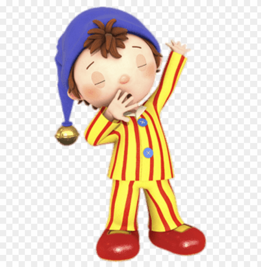 Download noddy in pyjamas clipart png photo.