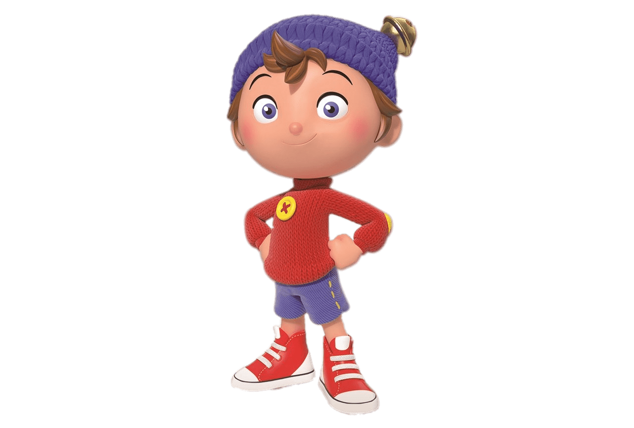 Noddy New Version transparent PNG.