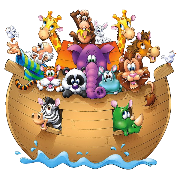 Showing post & media for Noahs ark clip art cartoon.
