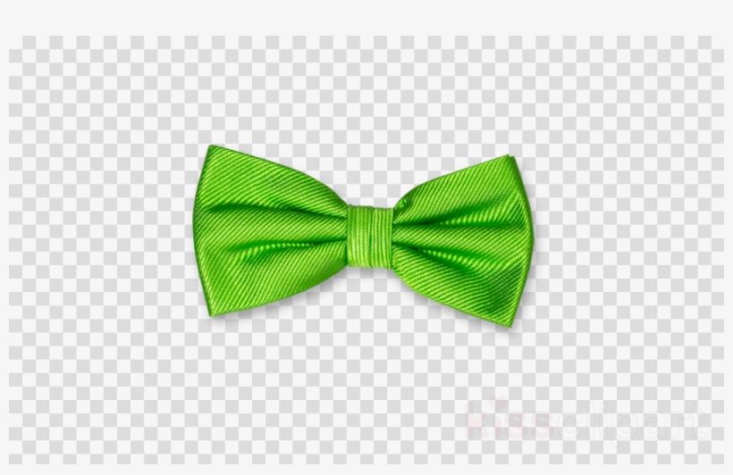 Download Noeud Papillon Vert Pomme Clipart Bow Tie.