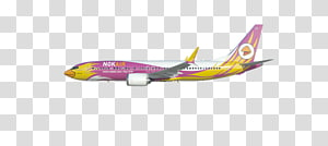 Nok Air transparent background PNG cliparts free download.