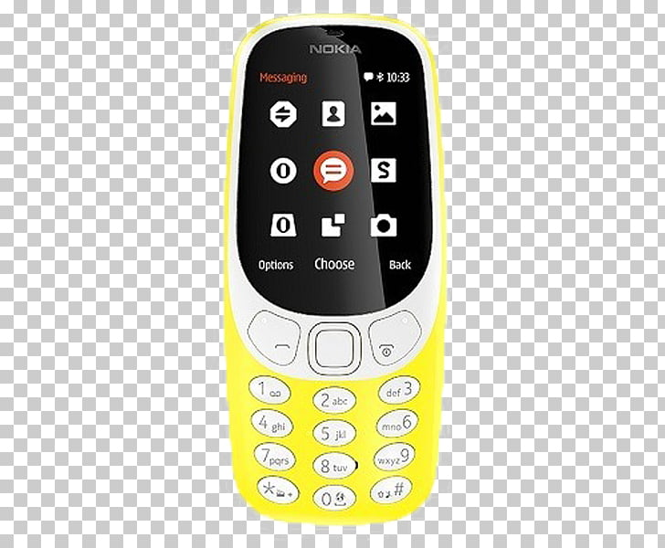 Nokia 3310 諾基亞 Feature phone 3G, nokia 3310 PNG clipart.