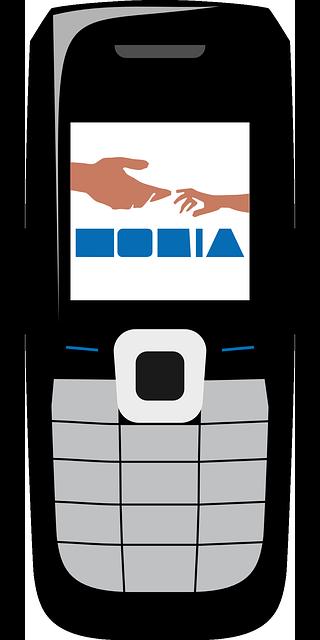 Nokia clipart.