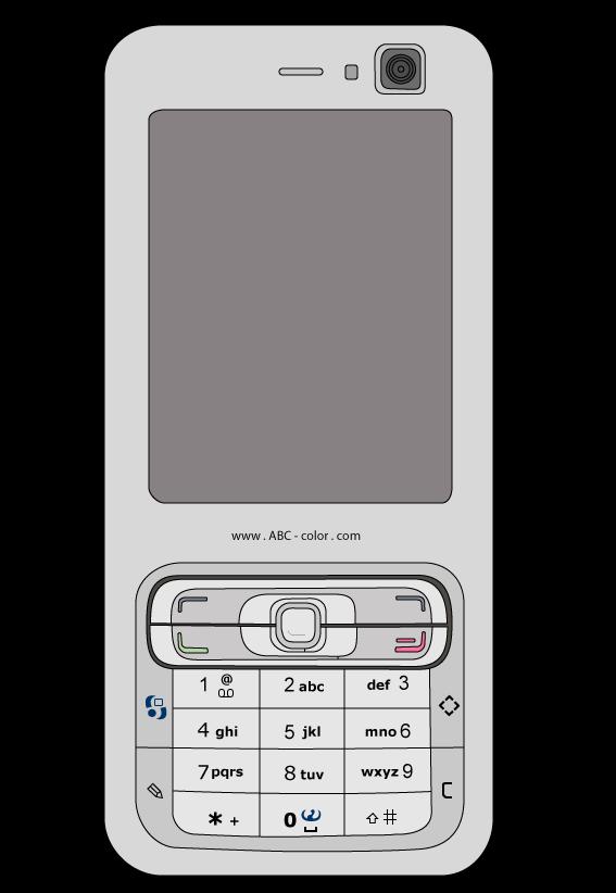 Nokia hd clipart.