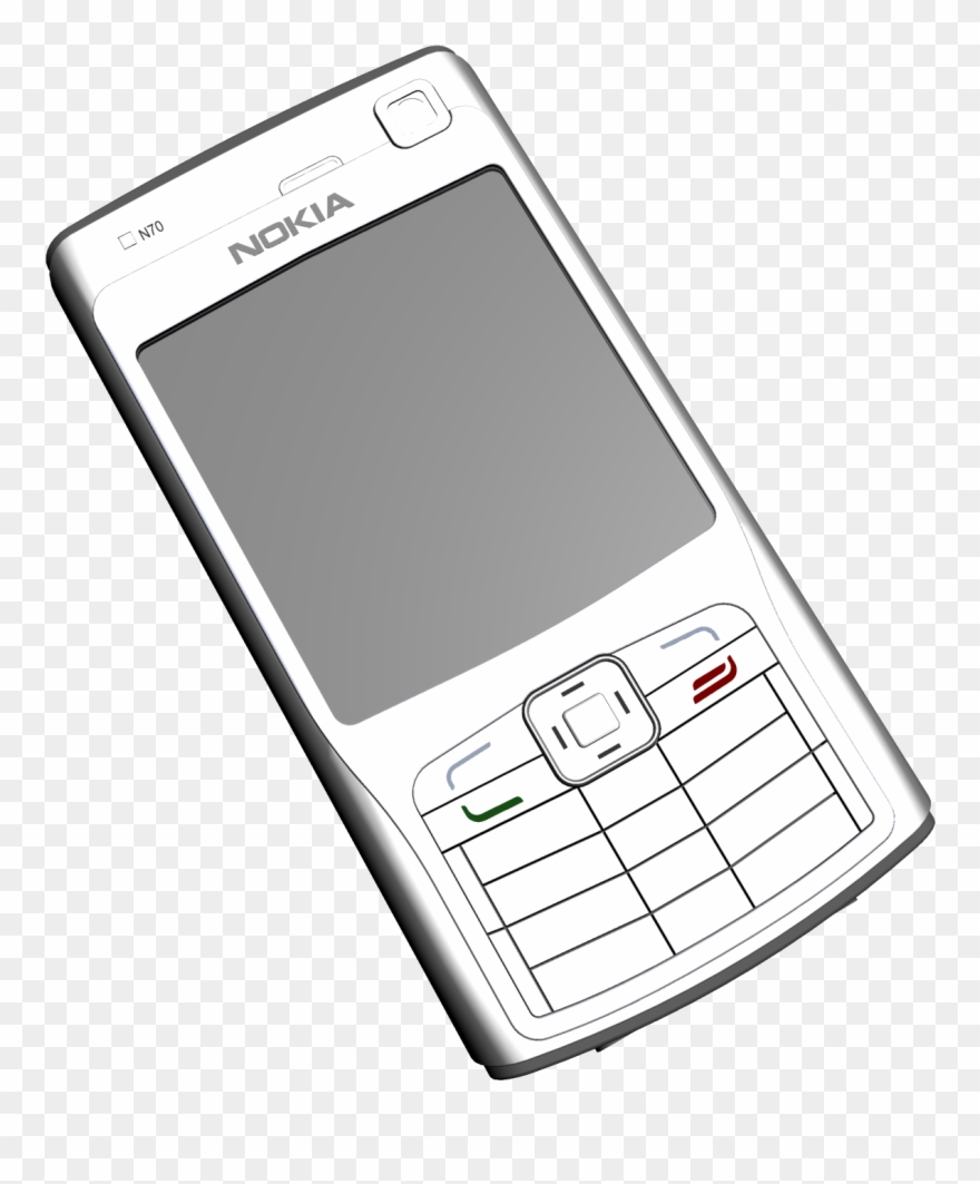 Clipart Phone Nokia C7.