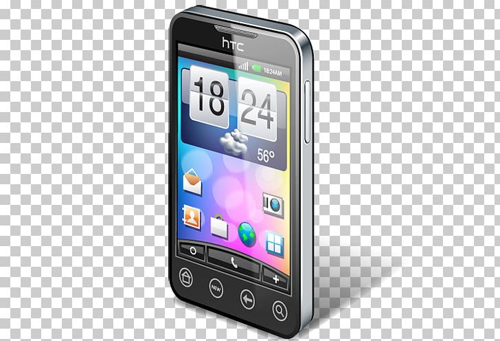 HTC Evo 4G Nokia N8 Computer Icons Smartphone IPhone PNG.