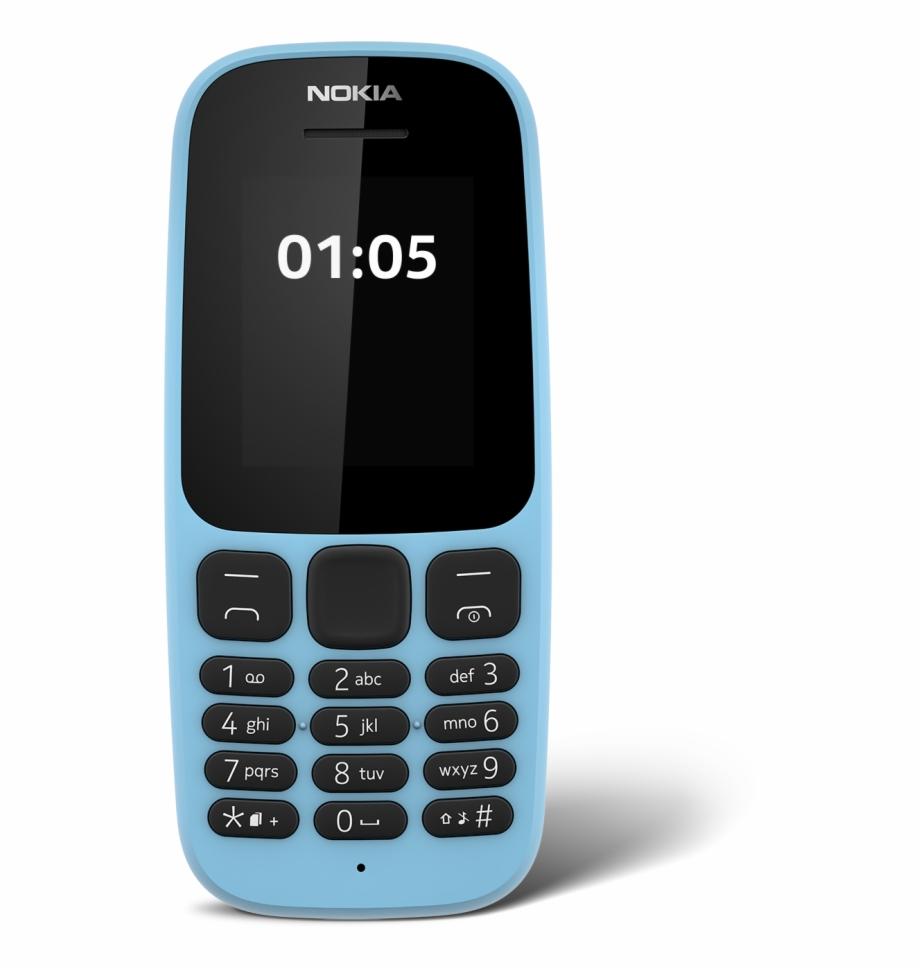 Nokia 105 Dual Sim Image.