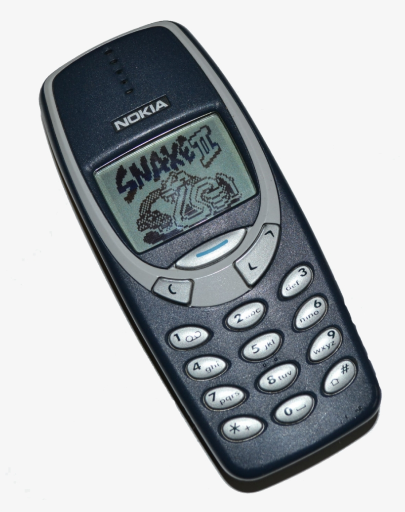 Nokia Snake.