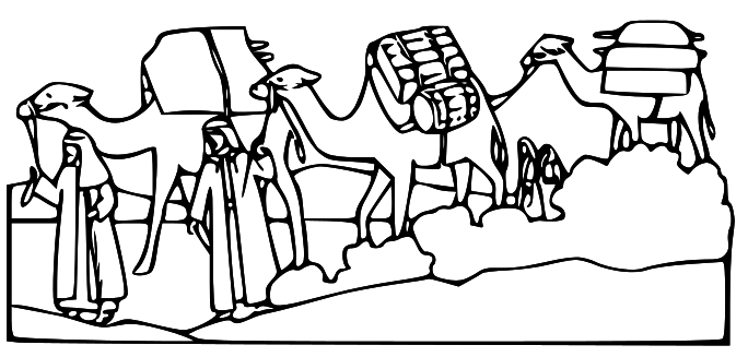Nomad Clipart.