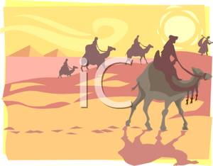 Nomads clipart - Clipground