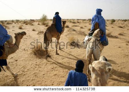Tuareg Stock Photos, Royalty.