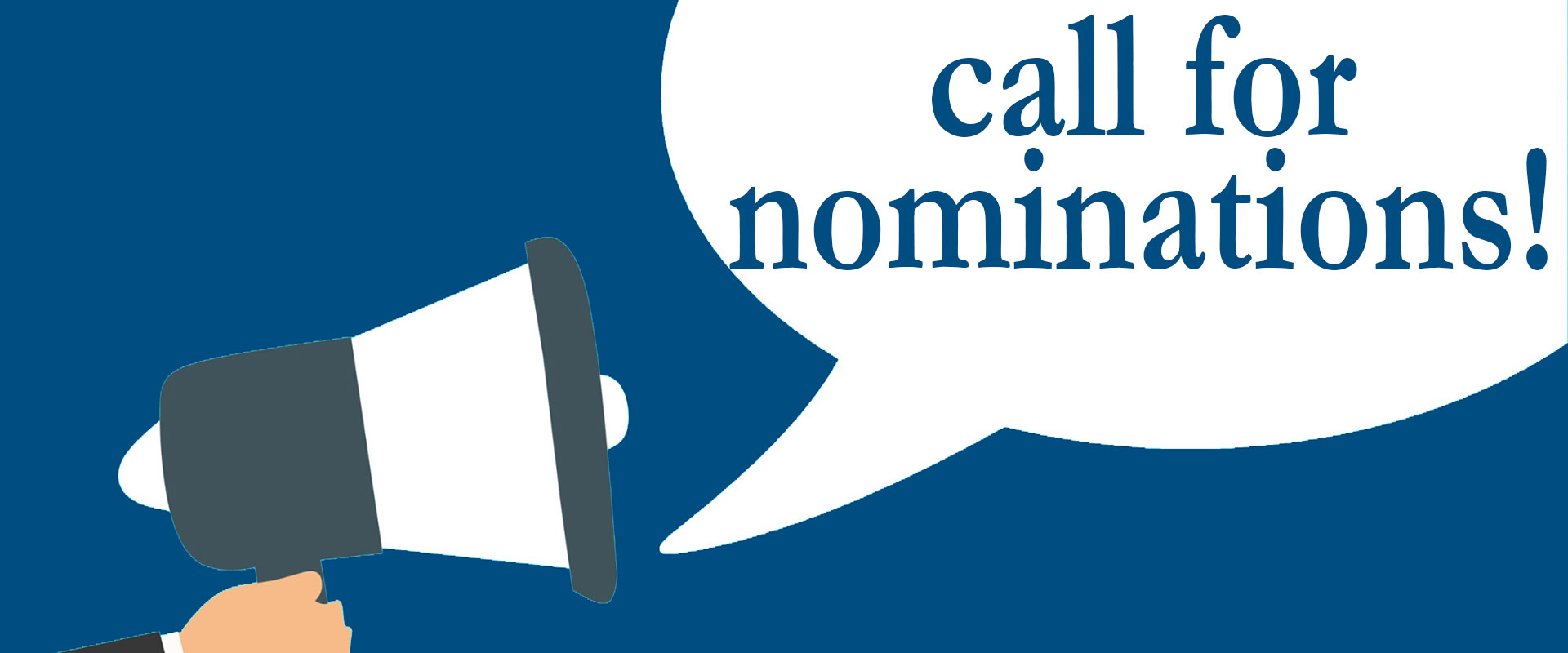 LCDC Call for Nominations.