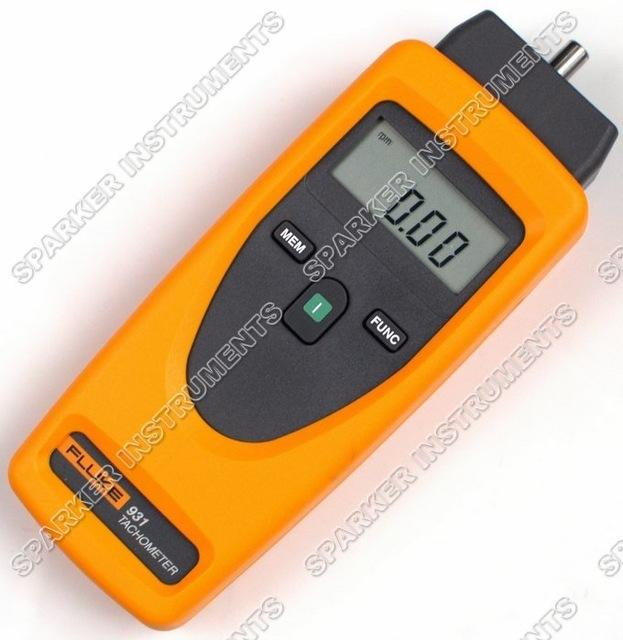 Aliexpress.com : Buy Brand New FLUKE 931 Tachometer Non Contact.