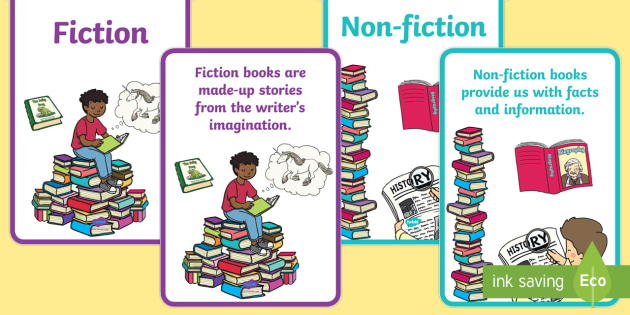 Fiction and Non.