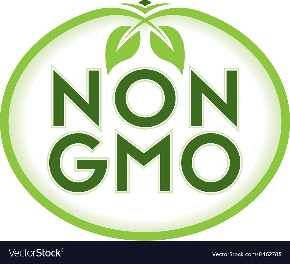 Non GMO.