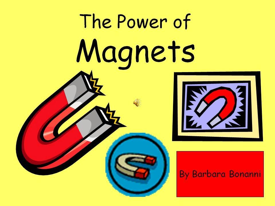 Magnet Clip Art.