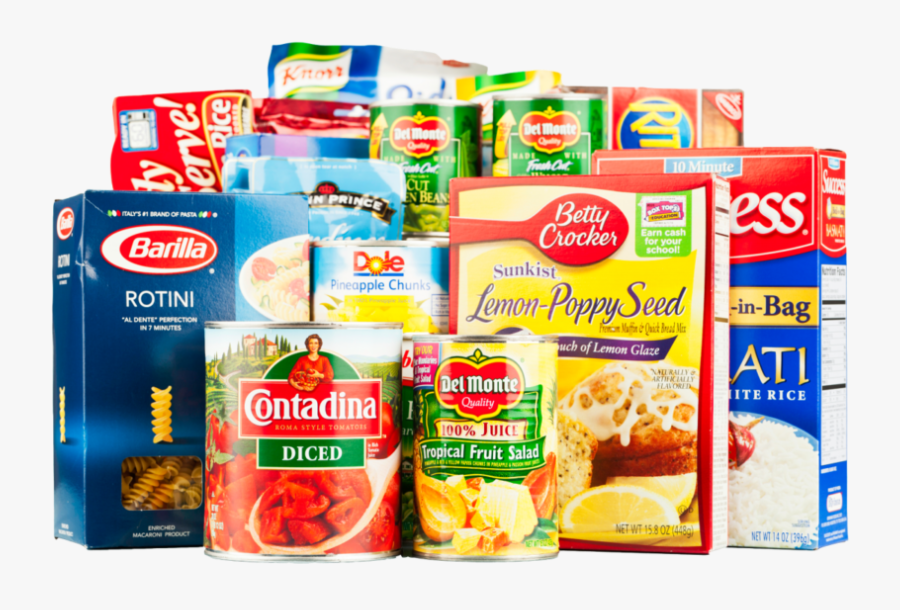 Clip Art Images Of Non Perishable Food.