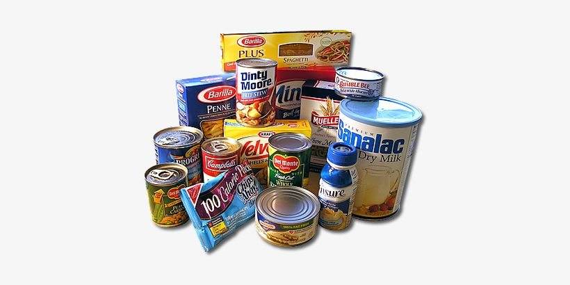 Graphic Transparent Library Canned Clipart Non Perishable.
