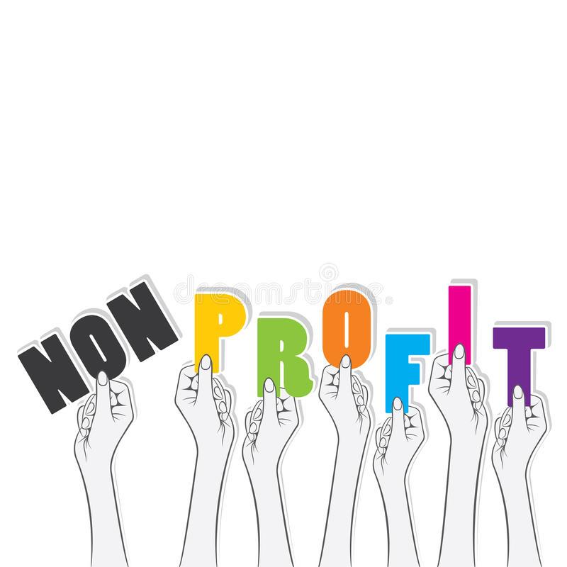 Non Profit Stock Illustrations.