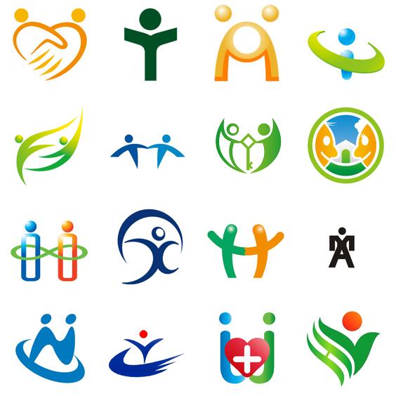 Non profit organization Logos.