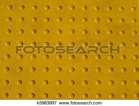 Picture of Grunge Yellow Texture of a Non.