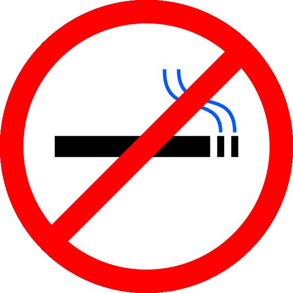 No Smoking Clip Art at Clker.com.