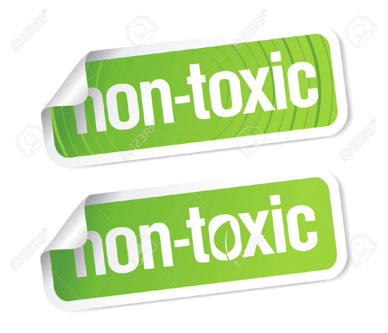 Non Toxic Clipart Paste.