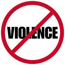 Anti violence clipart.