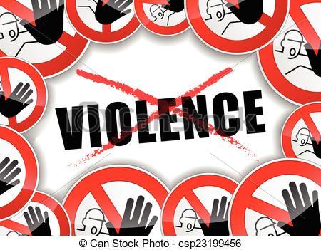 No violence Clip Art Vector Graphics. 352 No violence EPS clipart.