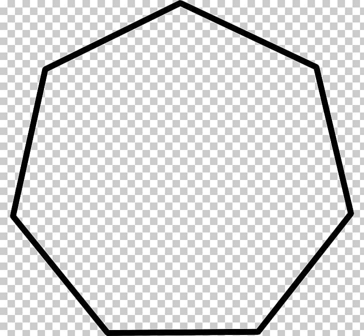 Heptagon Angle Octagon Polygon Nonagon, Angle PNG clipart.