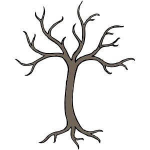 Non Copyrighted Clipart Dead Tree.
