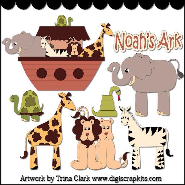 Noah's Ark 1.