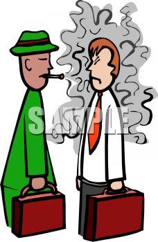 Non Smoker Clipart.