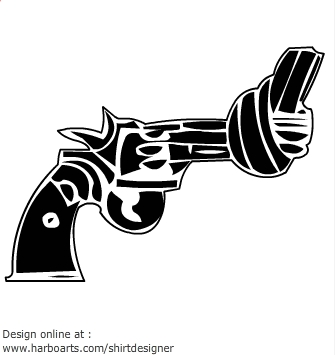 Download : Gun in a Knot.