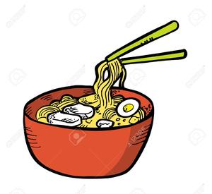 Noodle Clipart.