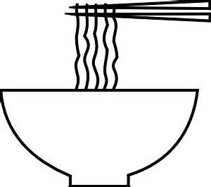 Noodles Clipart.