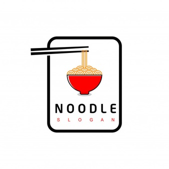 Noodle Logo Vectors, Photos and PSD files.