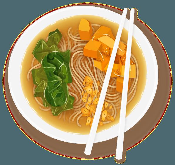 Noodles clipart noodle soup, Noodles noodle soup Transparent.