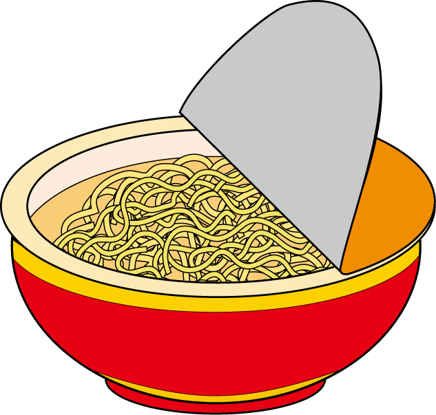 Showing post & media for Cartoon noodles clip art.