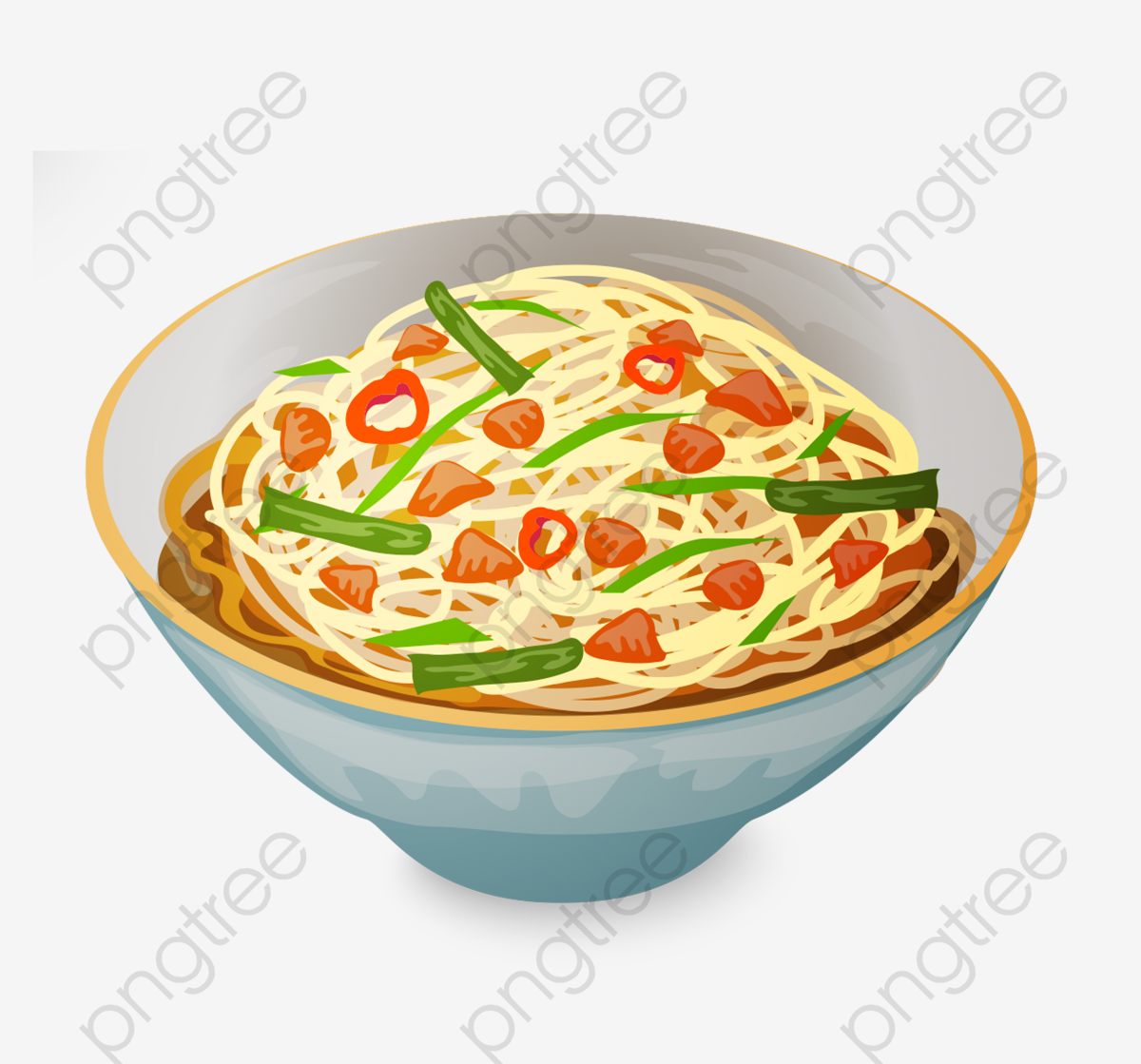 Best HD Noodle Vector Png Images » Free Vector Art, Images.