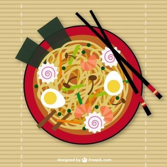 Noodle Vectors, Photos and PSD files.