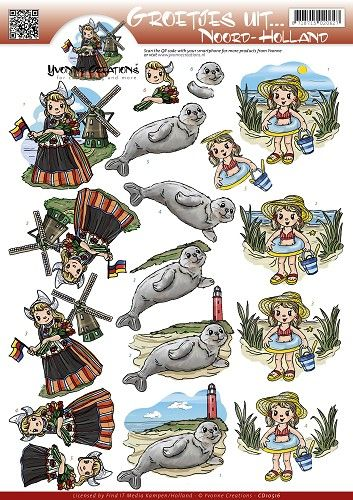 Noord holland clipart #10
