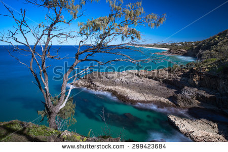 Sunshine Coast Stock Photos, Royalty.
