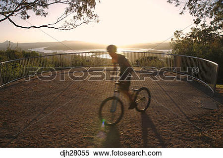 Stock Image of Australia, Queensland, Sunshine Coast, Noosa Heads.